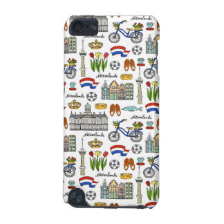 Netherland Doodle Pattern iPod Touch 5G Covers