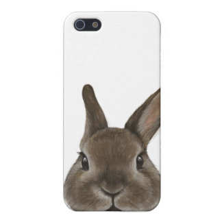 Netherland Dwarf rabbit by miat Cover For iPhone 5/5S