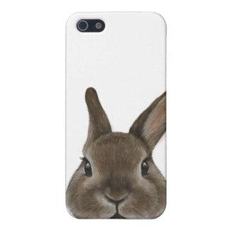 Netherland Dwarf rabbit by miat iPhone 5/5S Case