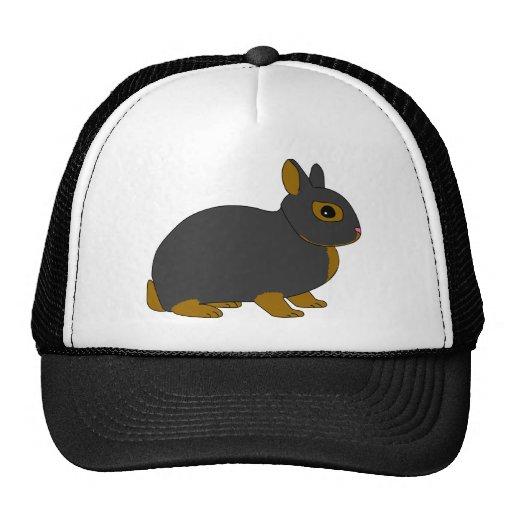 Netherland Dwarf Rabbit Hat