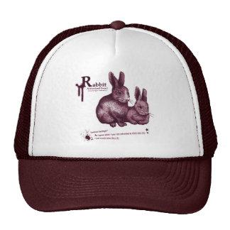 Netherland Dwarf: Rabbit - jam Hats