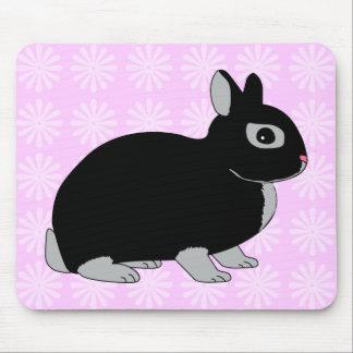Netherland Dwarf Rabbit Mousepad