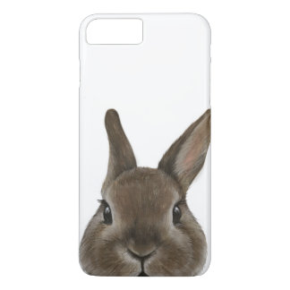 Netherland Dwarf rabbit phone case by miart