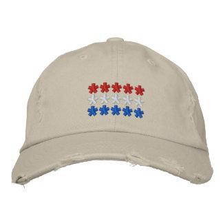 Netherland Flag Embroidered Hat