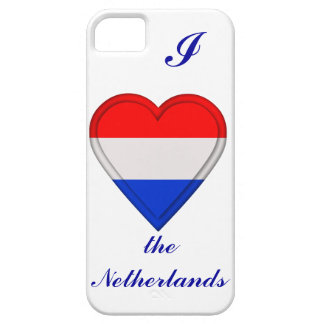 Netherlander Netherlands Dutch Holland flag iPhone 5 Case