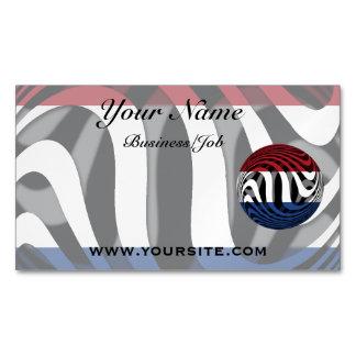 Netherlands #1 magnetic business cards