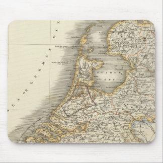 Netherlands 2 mouse mat