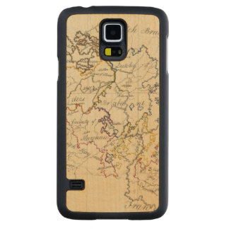 Netherlands 3 carved maple galaxy s5 case