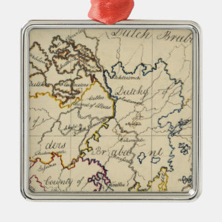 Netherlands 3 christmas ornament