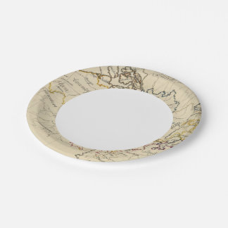 Netherlands 3 paper plate