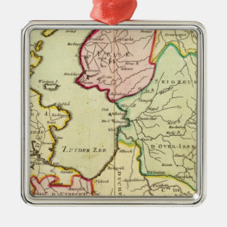 Netherlands 4 christmas ornament