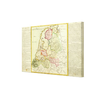 Netherlands 5 canvas print