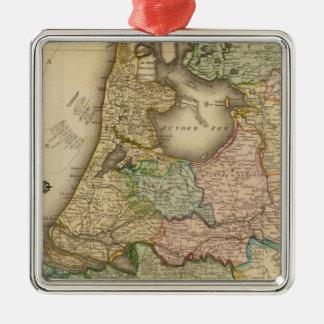 Netherlands 5 christmas ornament