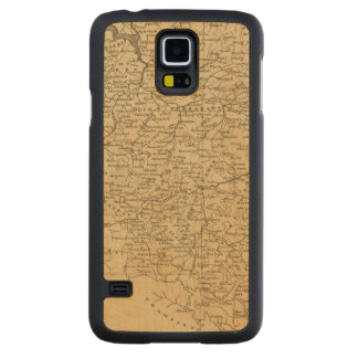 Netherlands 6 carved maple galaxy s5 case