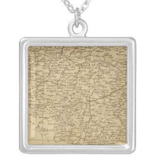 Netherlands 6 silver plated necklace
