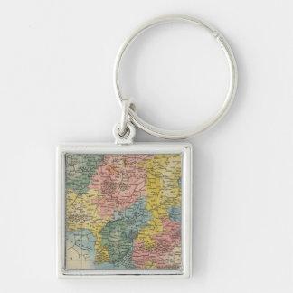Netherlands 8 keychain