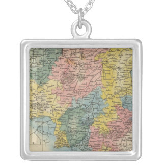 Netherlands 8 silver plated necklace