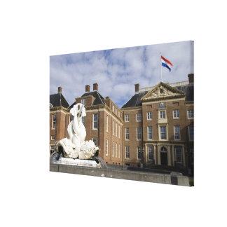 Netherlands (aka Holland), Apeldoorn near 2 Canvas Print