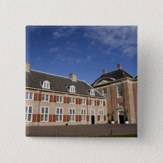 Netherlands (aka Holland), Apeldoorn near 3 15 Cm Square Badge