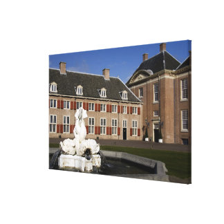 Netherlands (aka Holland), Apeldoorn near Canvas Print