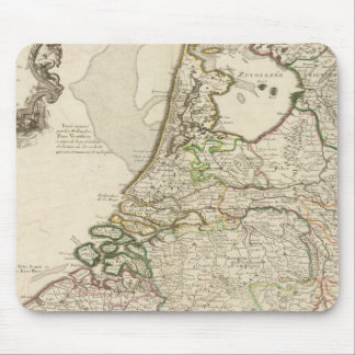 Netherlands and Belgium 2 Mouse Mat