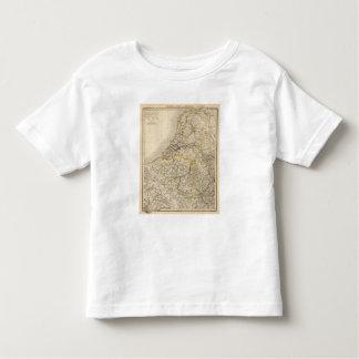 Netherlands and Belgium 2 Toddler T-Shirt
