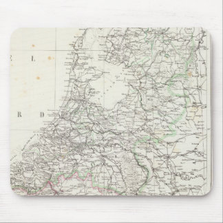 Netherlands and Belgium 4 Mouse Mat