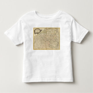 Netherlands and Belgium Toddler T-Shirt