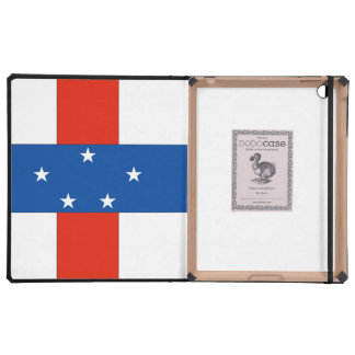 Netherlands Antilles iPad Covers