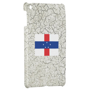 Netherlands Antilles Flag iPad Mini Cover