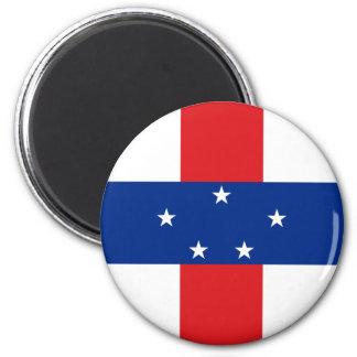 Netherlands Antilles Flag Magnet