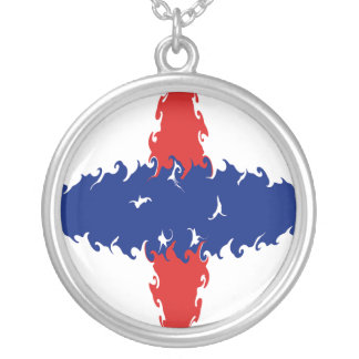 Netherlands Antilles Gnarly Flag Jewelry