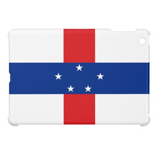 Netherlands Antilles Case For The iPad Mini