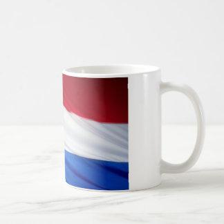 netherlands basic white mug