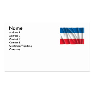 NETHERLANDS BUSINESS CARDS