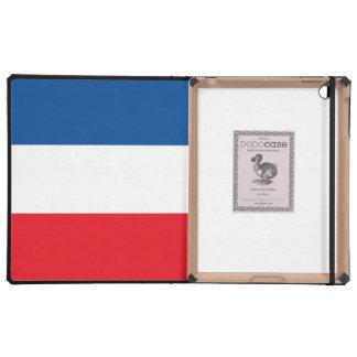 Netherlands iPad Folio Cases
