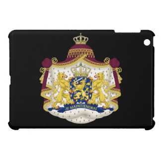 Netherlands Coat of Arms iPad Mini Cover