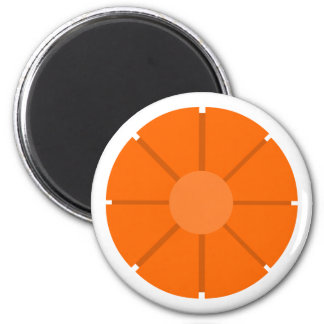 Netherlands cockade, Netherlands 6 Cm Round Magnet