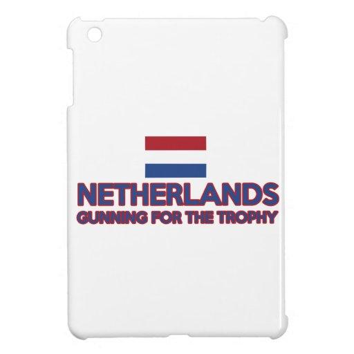 Netherlands design iPad mini cover