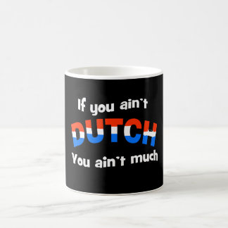 Netherlands - Dutch Coffee Mug