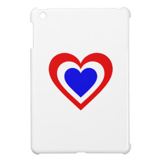 Netherlands/Dutch flag-inspired Hearts Case For The iPad Mini