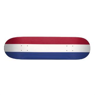 Netherlands Flag 21.6 Cm Skateboard Deck
