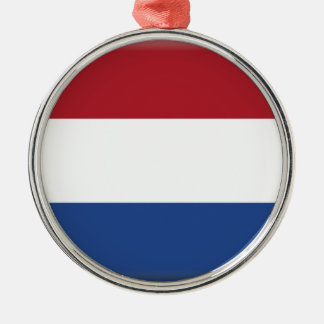 Netherlands Flag Christmas Ornament