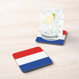 Netherlands Flag Coaster