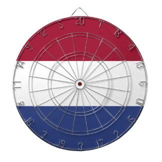 Netherlands Flag Dartboard