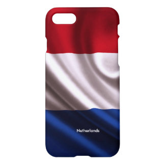 Netherlands flag for iPhone-7-Glossy-Case iPhone 8/7 Case