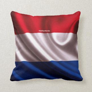 Netherlands flag for Throw-Cushion Cushion