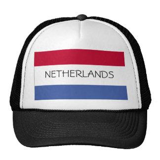 Netherlands Flag Hat