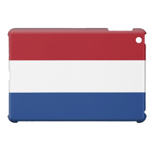 Netherlands Flag iPad Mini Cover