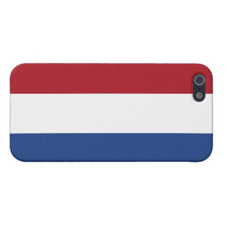 Netherlands Flag iPhone 5 Covers